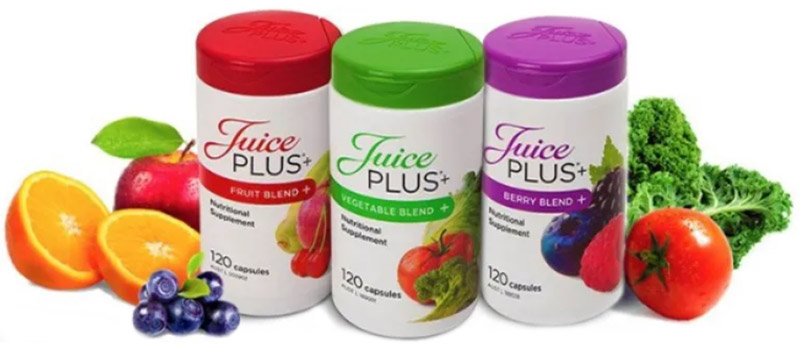 Juice Plus Capsules & Chewable | Health Promoting Products | New Vision Therapy Centre